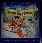Cover of: Sleepy time stories | Christine Deverell