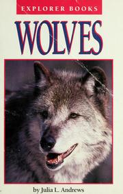 Cover of: Wolves | Julia L. Andrews