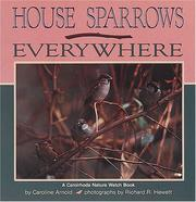 Cover of: House sparrows everywhere