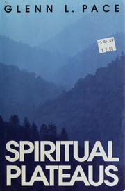 Cover of: Spiritual plateaus
