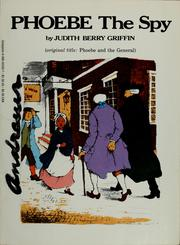 Cover of: Phoebe the spy | Judith Berry Griffin