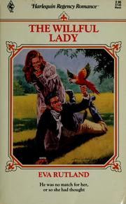 Cover of: Willful Lady