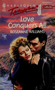 Cover of: Love Conquers All