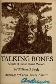 Cover of: Talking bones by William O. Steele