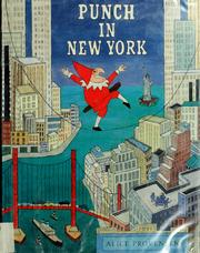 Cover of: Punch in New York
