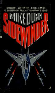 Cover of: Sidewinder