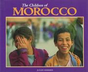 Cover of: The children of Morocco | Jules Hermes