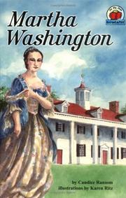 Cover of: Martha Washington
