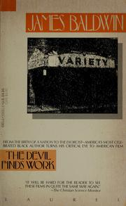 Cover of: The devil finds work | James Baldwin