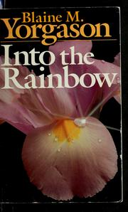 Cover of: Into the rainbow
