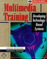 Cover of: Multimedia training