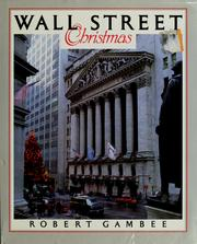 Cover of: Wall Street Christmas
