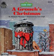 Cover of: A grouch's Christmas