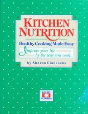 Cover of: Kitchen nutrition