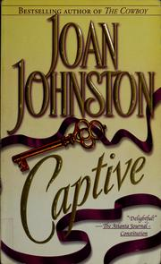 Cover of: Captive | Joan Johnston