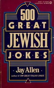 500 great Jewish jokes