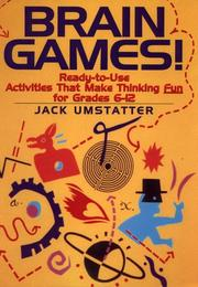 Cover of: Brain games!