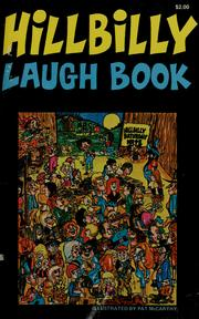 Cover of: Hillbilly laugh book | McCarthy, Pat