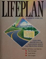 Cover of: Lifeplan  Your Own Master Plan for Maintaining Health and Preventing Illness
