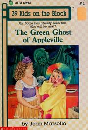 Cover of: The Green Ghost of Appleville