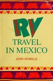 Cover of: RV travel in Mexico