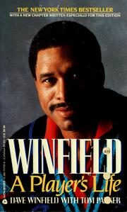 Cover of: Winfield | Dave Winfield