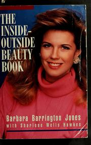 Cover of: The inside-outside beauty book