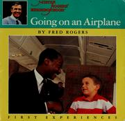 Cover of: Going on an airplane
