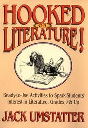 Cover of: Hooked on literature!