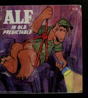 Cover of: Alf, Old Predictable