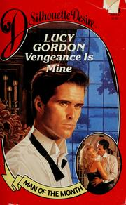 Cover of: Vengeance Is Mine | Gordon