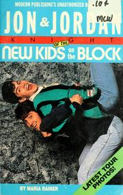 Cover of: Jon & Jordan Knight Of The New Kids On The Block