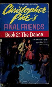 Cover of: The dance