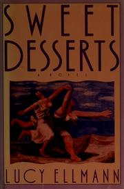 Cover of: Sweet desserts