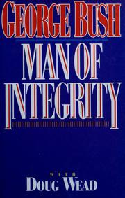 Cover of: Man of integrity