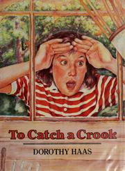 Cover of: To catch a crook