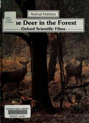 Cover of: The deer in the forest