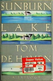 Cover of: Sunburn Lake | Tom De Haven
