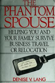 Cover of: The phantom spouse
