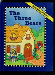 Cover of: The three bears | Cindy West