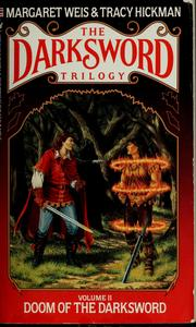 Cover of: Doom of the darksword