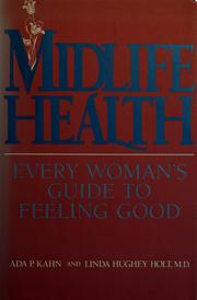 Cover of: Midlife Health