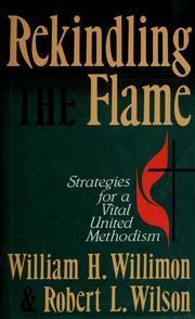 Cover of: Rekindling the flame: strategies for a vital United Methodism