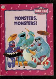 Cover of: Monsters, monsters!