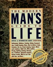 Cover of: The modern man's guide to life
