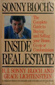 Cover of: Inside real estate