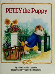 Cover of: Petey the Puppy