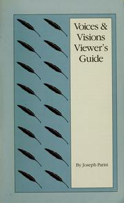 Cover of: Voices & Visions Viewer's Guide