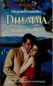 Cover of: Dilemma