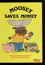 Cover of: Moosey saves money